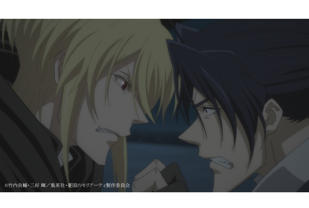 春アニメ『憂国のモリアーティ』第24話あらすじ&場面カット解禁