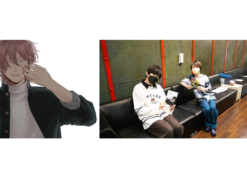 BLCDコレクション『不屈のゾノ』声優・天﨑滉平&河西健吾の公式インタビュー到着!