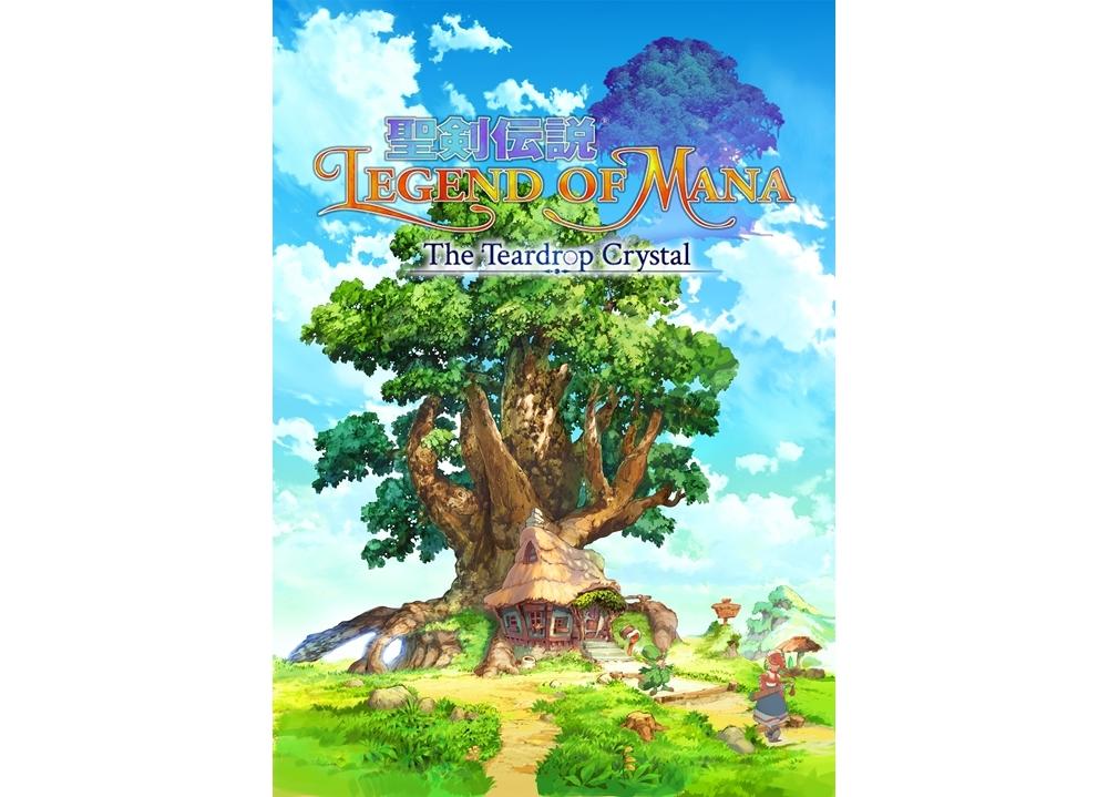 アニメ『聖剣伝説 Legend of Mana -The Teardrop Crystal-』制作決定!