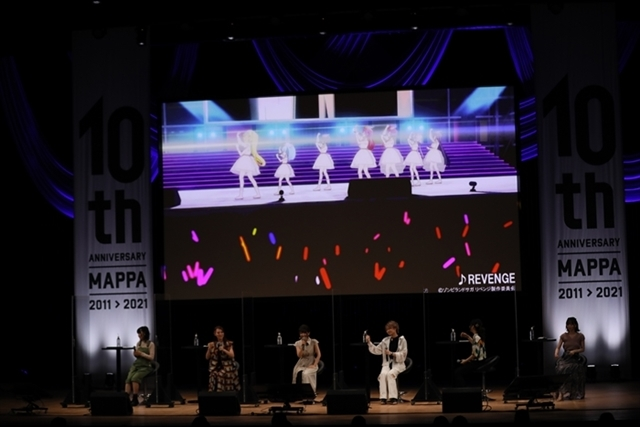 TVアニメ『ゾンビランドサガ リベンジ』10月の幕張LIVEに向けた決起集会を開催! MAPPA設立10周年イベントより公式レポート到着-10