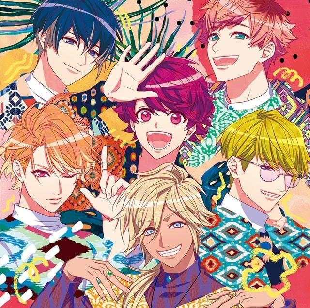 イケメン役者育成ゲーム『A3!』より、ミニアルバム「A3! SUNNY SPRING EP」のジャケ写&試聴動画公開!-1