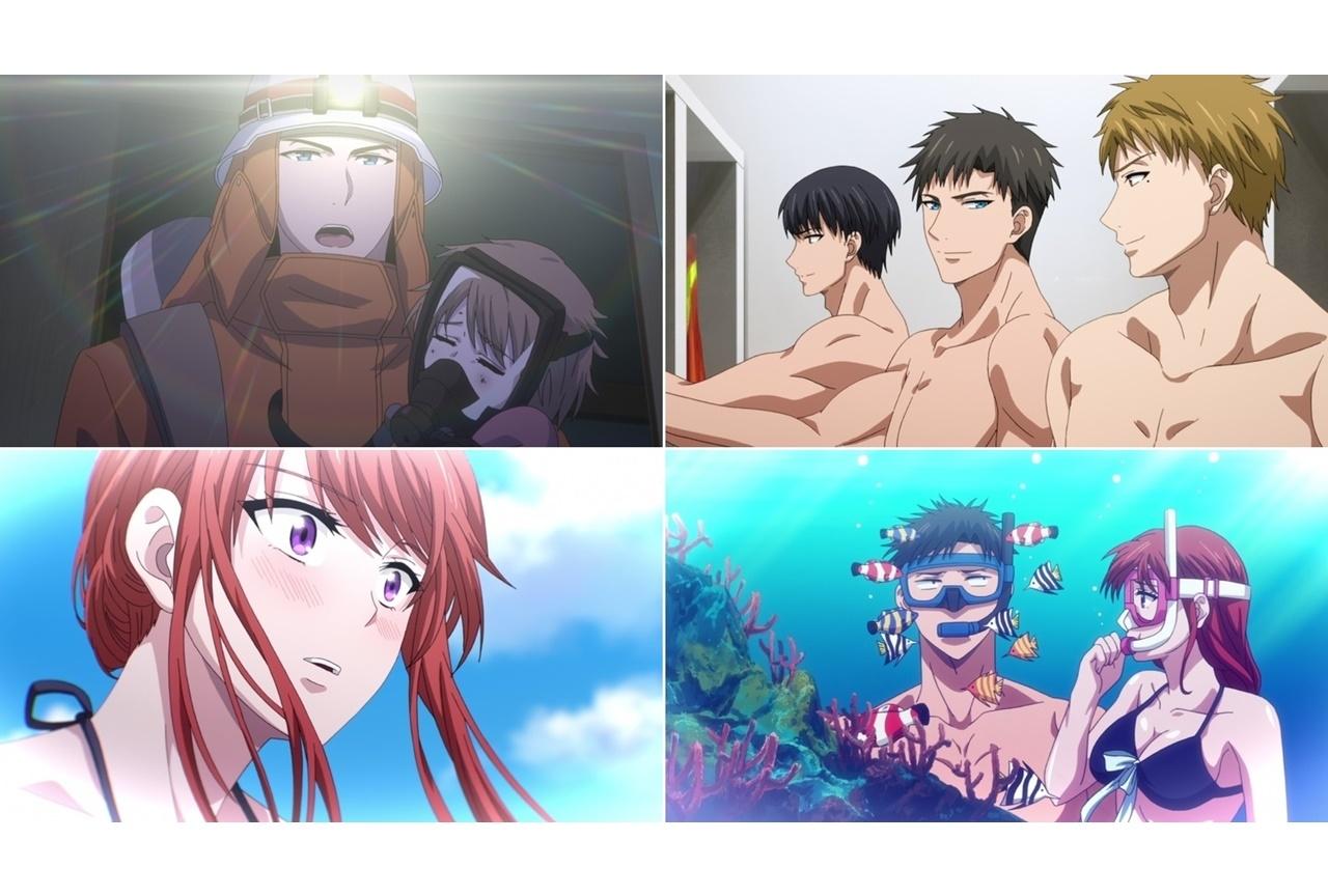 夏アニメ『ゆびねつ』第2期第1話のあらすじ&先行場面カットが公開