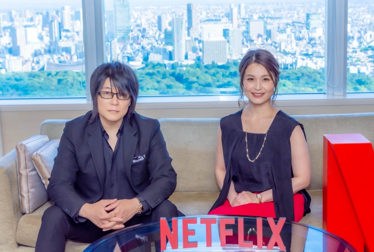 Netflixアニメ『バイオハザード』森川智之&甲斐田裕子インタビュー