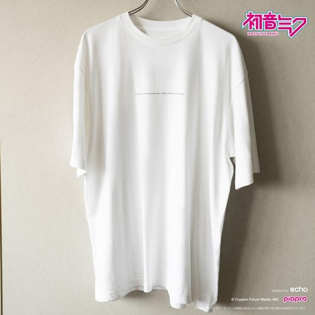 『初音ミク』とイラストレーター・イノウエワラビさん、chiriさん、八三さんのコラボTシャツが登場!-2