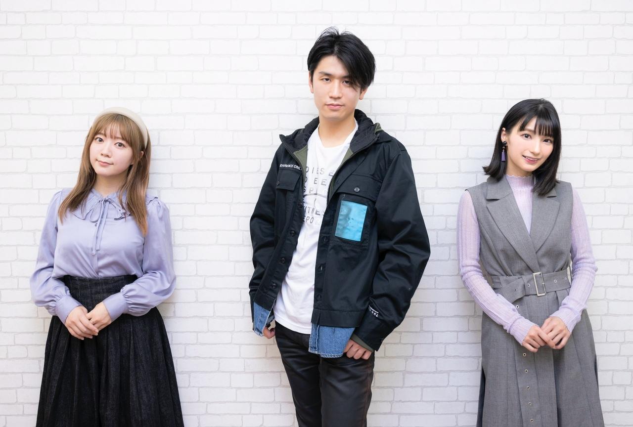 夏アニメ『ディーサイドトロイメライ』キャスト座談会