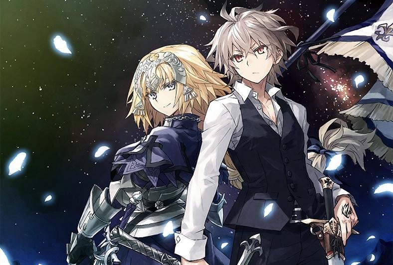 『Fate/Apocrypha』完全収録したBD BOX&サントラ 10/27 同時発売