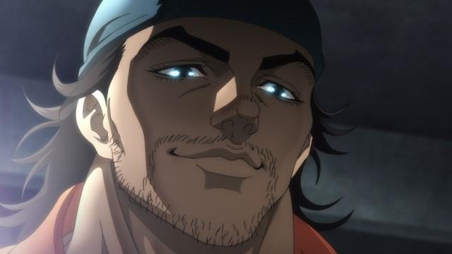 アニメ『範馬刃牙』2021年秋にNetflixにて全世界独占配信決定! OPテーマは、GRANRODEOが担当、追加声優に潘めぐみさん決定-7