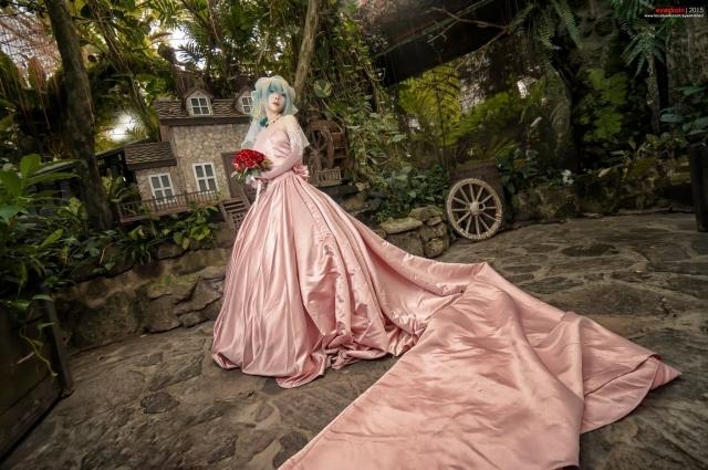 人気作『天元突破グレンラガン』ヨーコ、ニアの美しいコスプレ特集! 特徴的な衣装を再現した写真をお届け-1