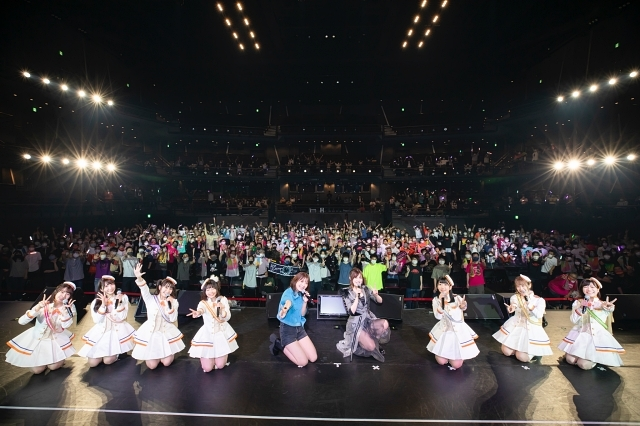 May'n、鈴木このみ、『チームプラオレ!』が共演!「アニパチ-Anime Carnival- supported by OPENREC.tv」レポート&終了後インタビュー-8