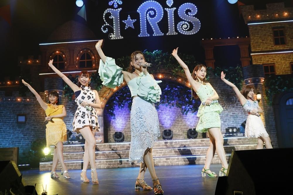 i☆Ris 6th Live Tour 2021(7/11)の公式レポ到着!