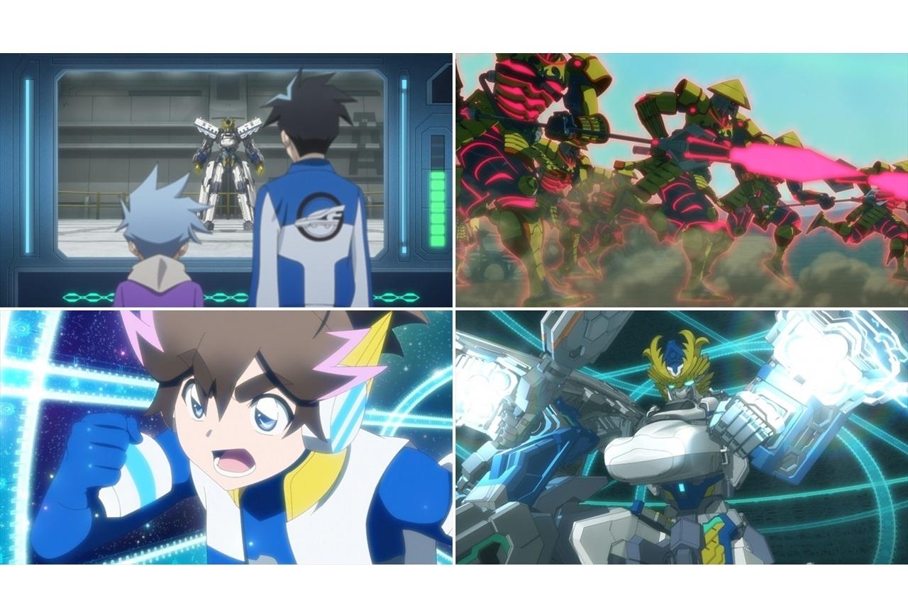 春アニメ『シンカリオンZ』第13話あらすじ&場面カット公開