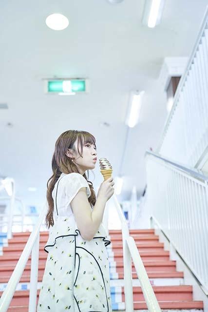 石飛恵里花さん写真集「えりか、たべる。」が9月17日発売! 撮影を終えてのオフィシャルインタビュー到着!!-7