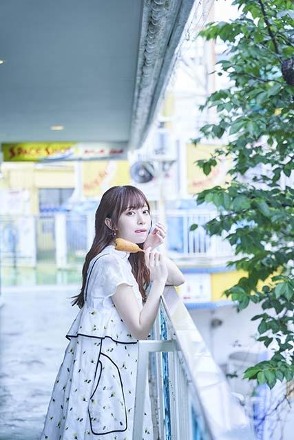 石飛恵里花さん写真集「えりか、たべる。」が9月17日発売! 撮影を終えてのオフィシャルインタビュー到着!!-8