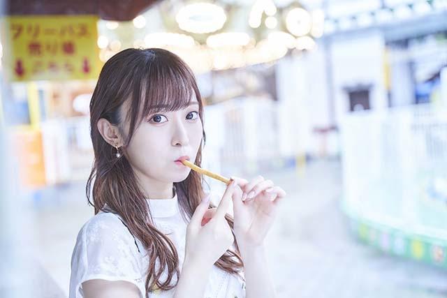 石飛恵里花さん写真集「えりか、たべる。」が9月17日発売! 撮影を終えてのオフィシャルインタビュー到着!!-9