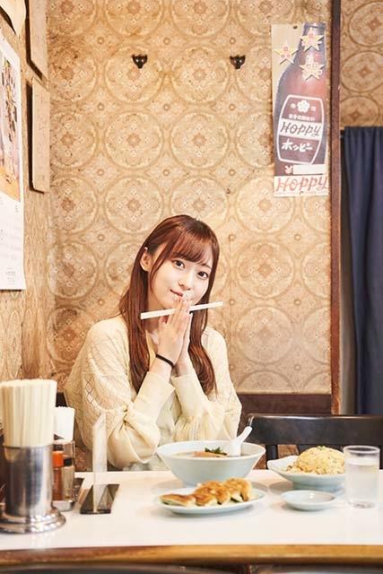 石飛恵里花さん写真集「えりか、たべる。」が9月17日発売! 撮影を終えてのオフィシャルインタビュー到着!!-10