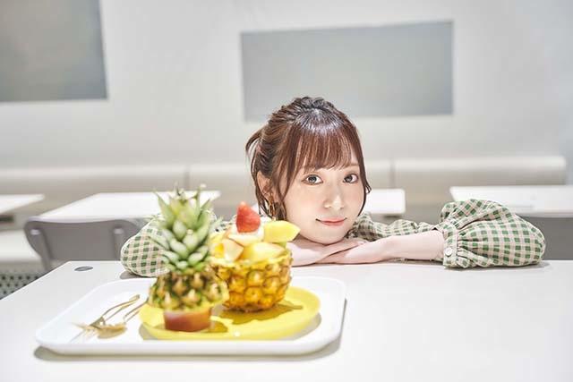 石飛恵里花さん写真集「えりか、たべる。」が9月17日発売! 撮影を終えてのオフィシャルインタビュー到着!!-2