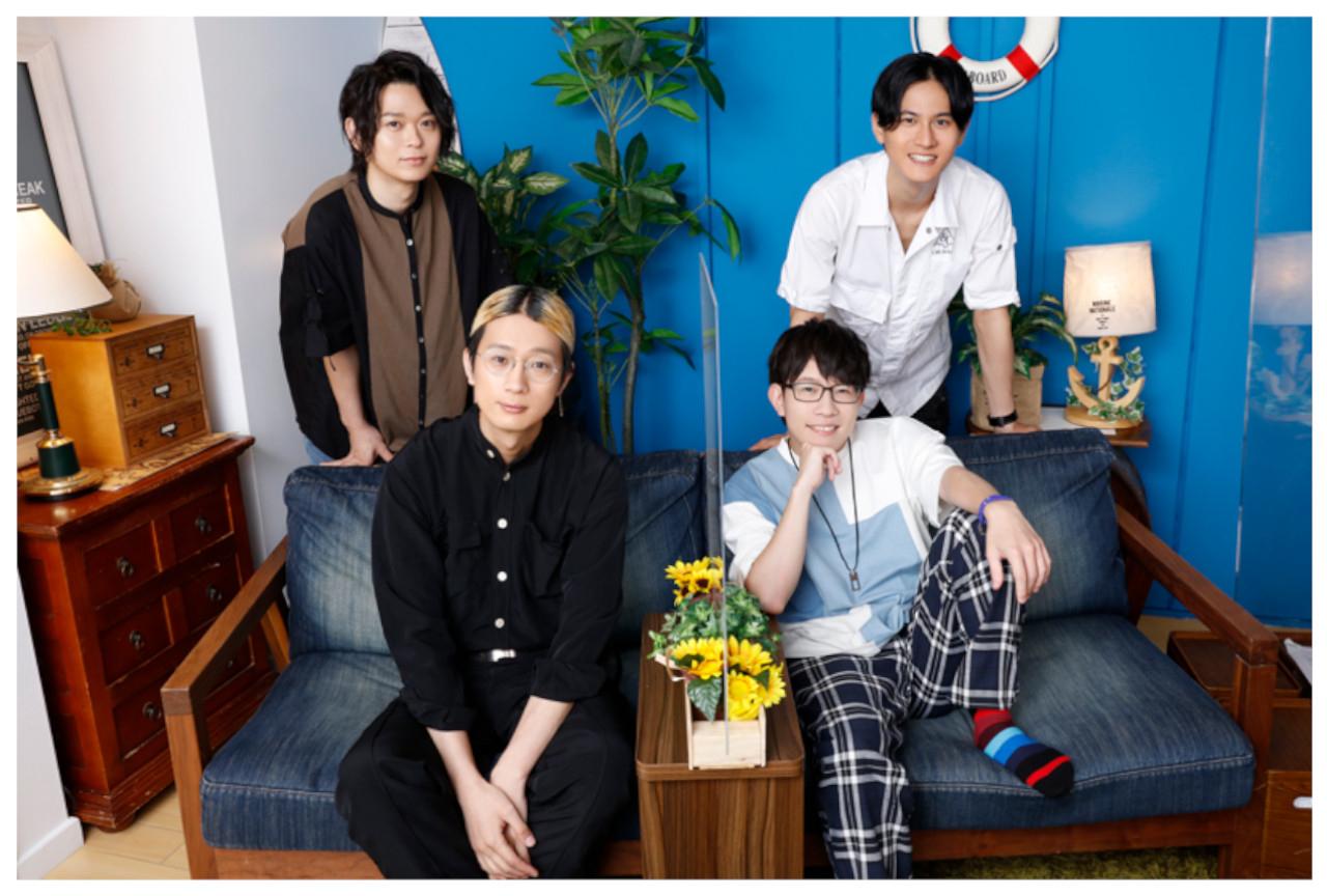 豊永利行ら出演の『プロアニ2』ラジオ番組よりインタビューが到着!