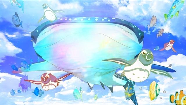夏アニメ『白い砂のアクアトープ』ARCANA PROJECTが歌うOP映像のノンクレジット版公開!-3