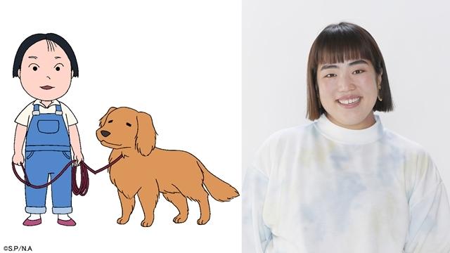 TVアニメ『ちびまる子ちゃん』8月はゲスト声優まつりを放送! 1週目は芸人・ゆりやんレトリィバァさん登場、コメントも到着-1