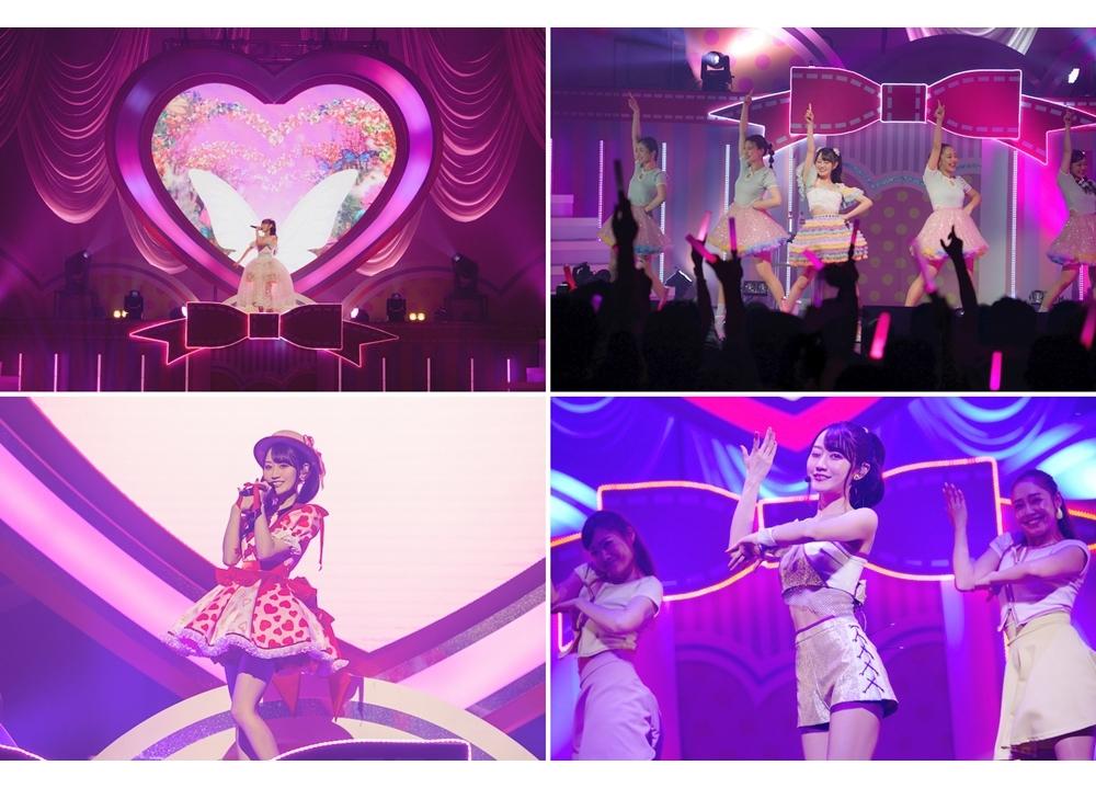声優・小倉唯の有観客ライブ「#Re♥LOVEcall」より公式レポ到着!