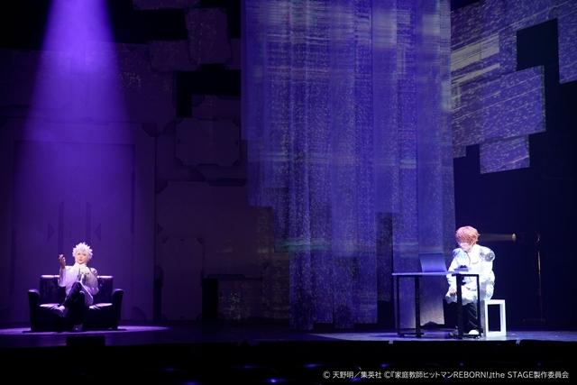 『家庭教師ヒットマンREBORN!』the STAGE-episode of FUTURE-前編より、ゲネプロ舞台写真&登壇者のコメントが到着!-3