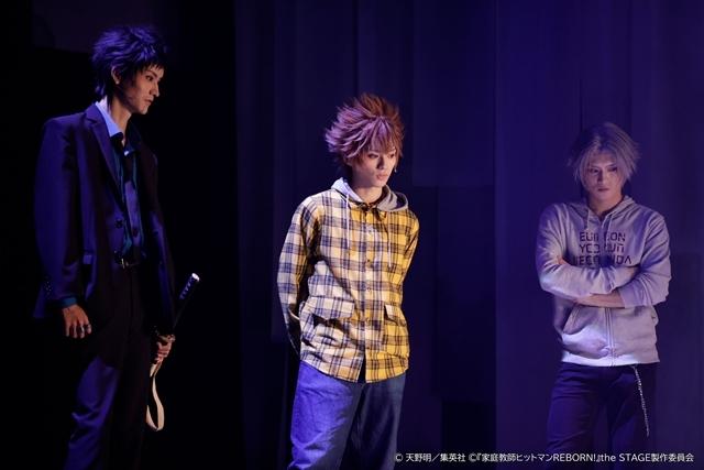 『家庭教師ヒットマンREBORN!』the STAGE-episode of FUTURE-前編より、ゲネプロ舞台写真&登壇者のコメントが到着!-5