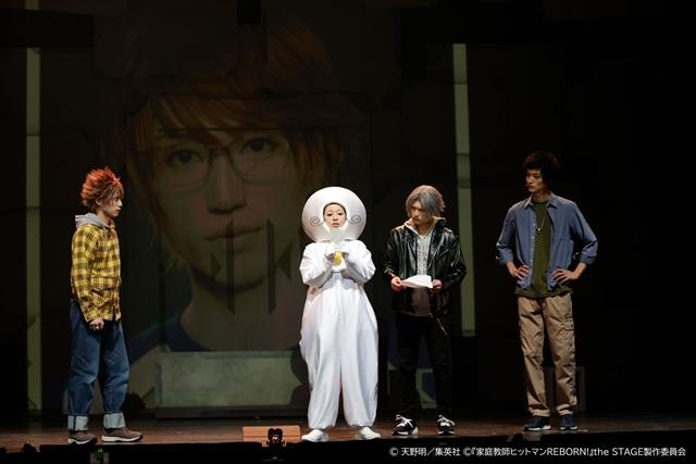 『家庭教師ヒットマンREBORN!』the STAGE-episode of FUTURE-前編より、ゲネプロ舞台写真&登壇者のコメントが到着!-6
