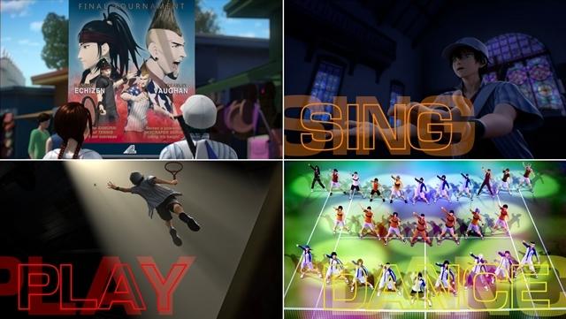 アニメ映画『リョーマ!The Prince of Tennis 新生劇場版テニスの王子様』本予告映像が解禁、ストーリーも更新! 完成披露試写会が開催決定-1
