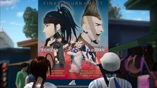 アニメ映画『リョーマ!The Prince of Tennis 新生劇場版テニスの王子様』本予告映像が解禁、ストーリーも更新! 完成披露試写会が開催決定-6