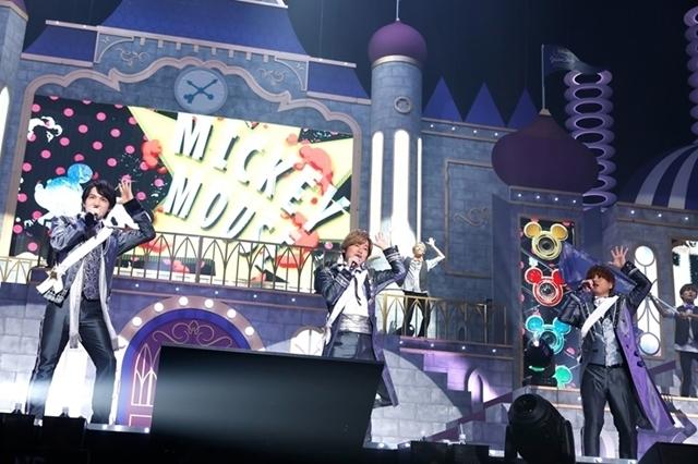 『Disney 声の王子様』特別配信公演ライブを実施! 加藤和樹さん&浪川大輔さんが『ヘラクレス』の未発表曲「シューティング・スター」日本語歌詞で本邦初披露-17
