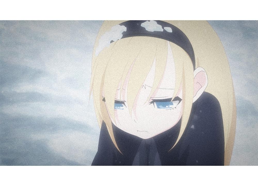 夏アニメ『死神坊ちゃんと黒メイド』第4話「坊ちゃんとアリスと雪の記憶」先行カット公開!
