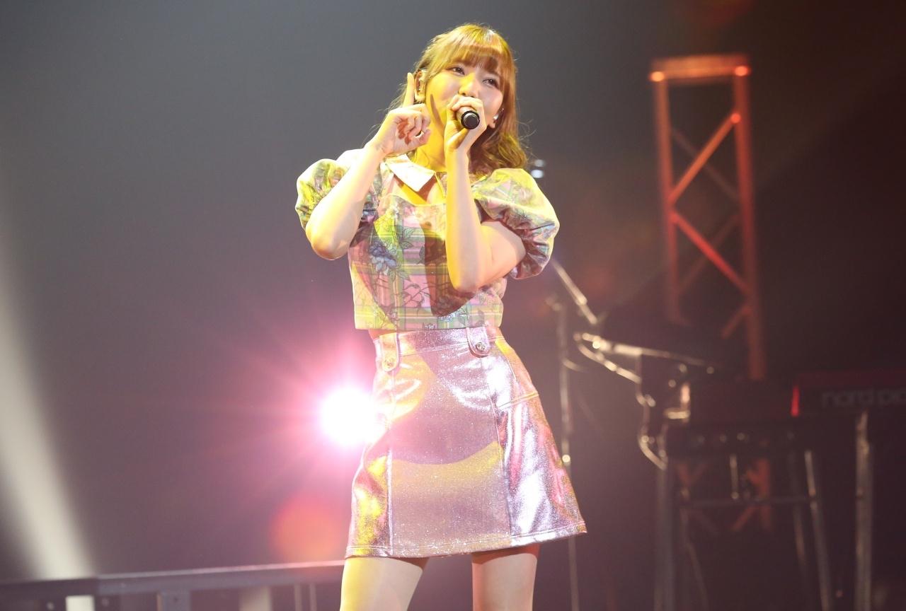 和氣あず未 1stライブレポート│あじゅじゅらしさ全開の17曲を披露