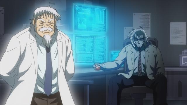 夏アニメ『ゲッターロボ アーク』より、第5話「申し子」のあらすじ&先行場面カットが到着!