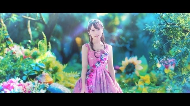 声優・小倉唯さん、14thシングル収録「ハートフォレスト」(ゲーム『アークナイツ』イメージソング)のMV公開! 期間限定盤のDVDへの収録決定-2