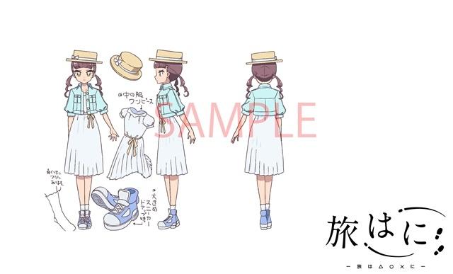 旅するアニメプロジェクト『旅はに』初のアニメ映像化! 「京まふ」にて主演声優・富田美憂さん、前田佳織里さんによるトークライブ&上映会が開催-3