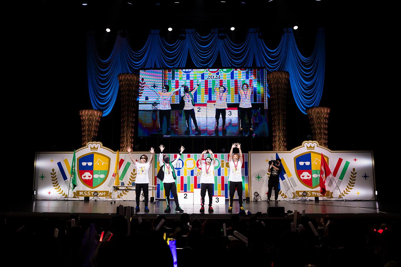 「M.S.S Project」全国6公演イベントツアー初日公式レポートが到着