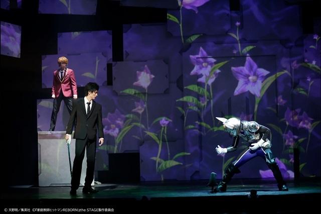 『家庭教師ヒットマンREBORN!』the STAGE -episode of FUTURE- 後編の東京公演がスタート! ゲネプロ舞台写真&キャストコメントが到着-3