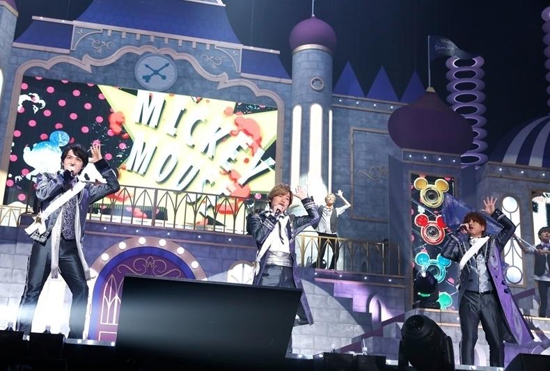 ライブステージ「Disney 声の王子様 Voice Stars Dream Live Streaming 2021」レポート