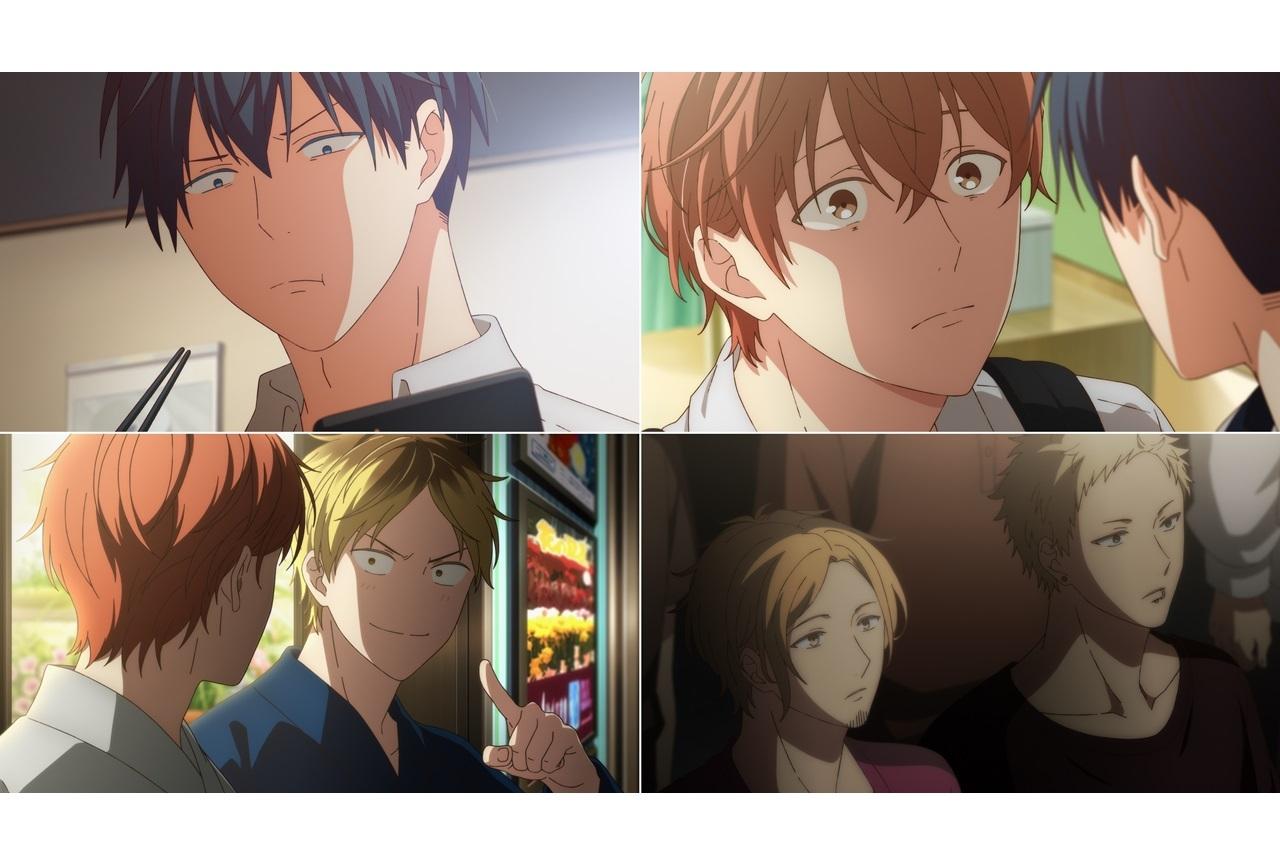 OVA『ギヴン うらがわの存在』新規場面カット公開&主題歌決定