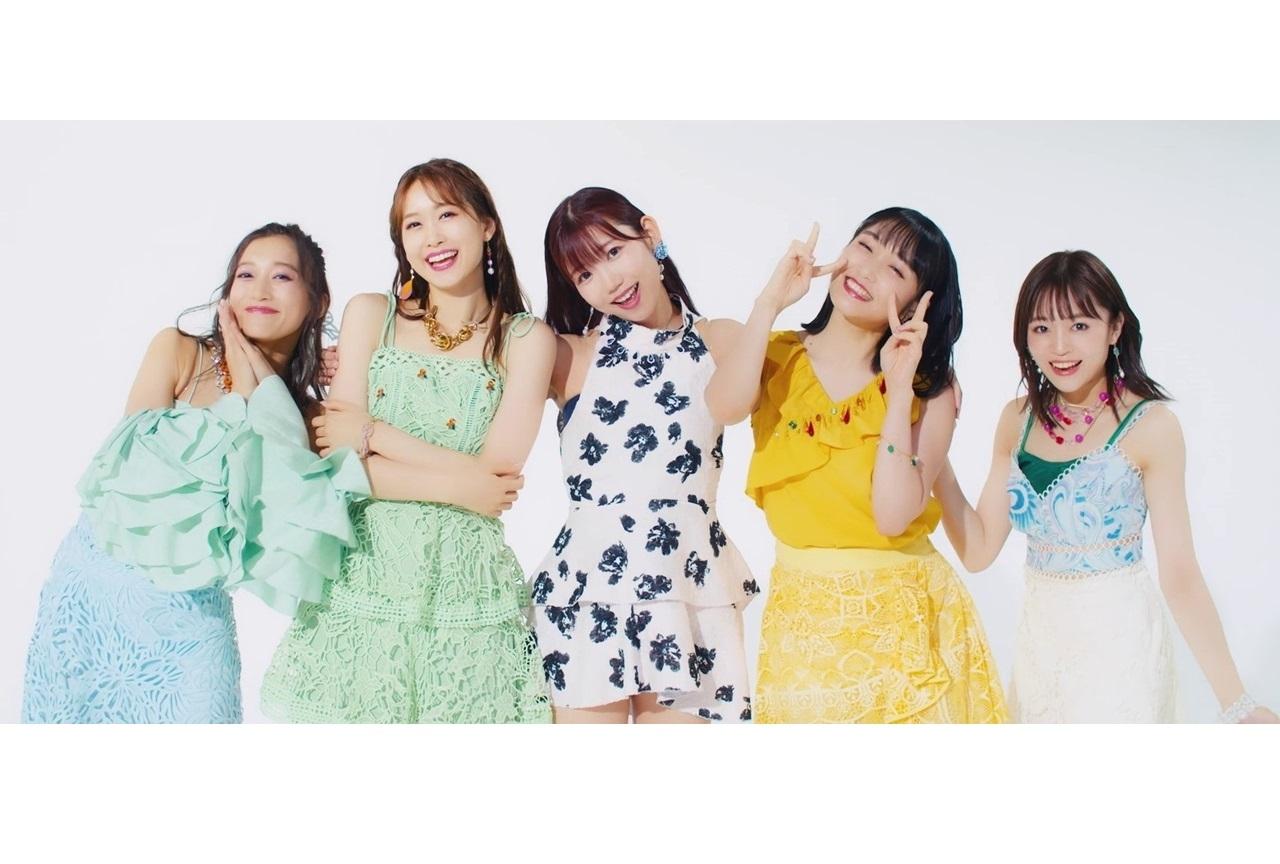 「i☆Ris」20thシングル「Summer Dude」ダンスMV公開