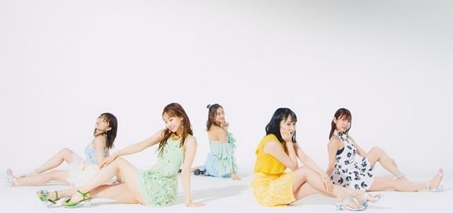 ハイブリッドユニット「i☆Ris」20thシングル「Summer Dude」のダンスMVが公開! 発売記念オンラインイベント「ネットサイン会」の追加開催も決定