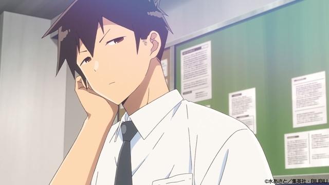 ジャンプ+連載中の『阿波連さんははかれない』2022年4月TVアニメ化決定! 出演声優に水瀬いのりさん・寺島拓篤さん、コメントも到着の画像-4