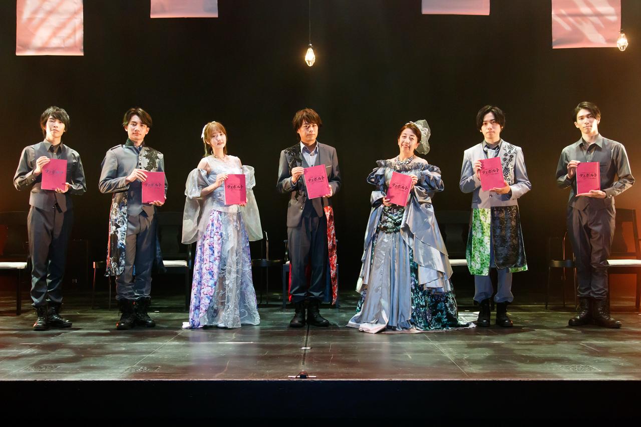浪川大輔らが熱演!ロミジュリの物語に隠された愛を描く朗読劇