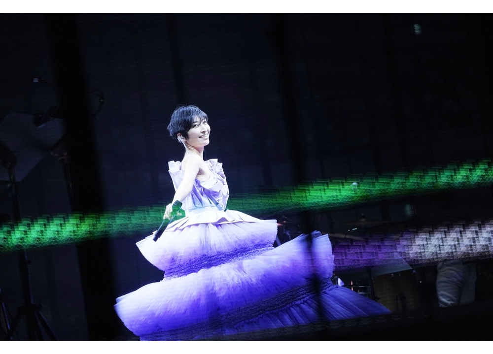 歌手・坂本真綾、25周年記念LIVE「約束はいらない」のBD&DVDが10/27発売決定!