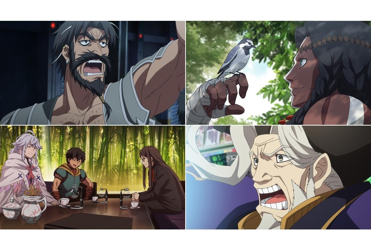 『グラカニ』2nd Season BD&DVD収録エピソードの先行場面カット公開