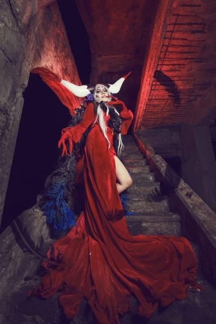 主人公を苦しめた女性キャラクターの魅惑的なコスプレ特集!『リゼロ』エルザ、『ファイナルファンタジーVIII』アルティミシア、『ローゼンメイデン』水銀燈など-2