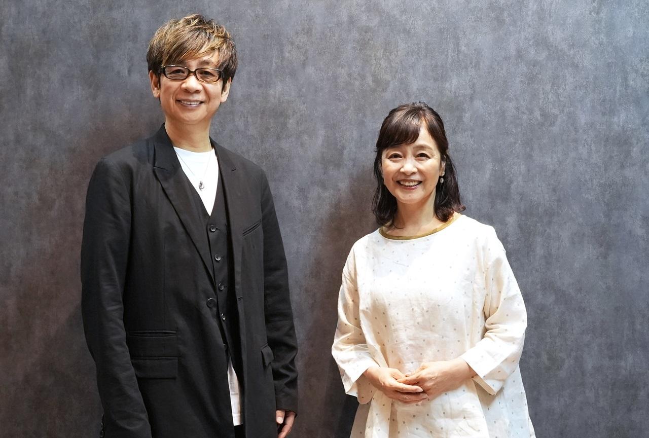 声優・日髙のり子の新番組に山寺宏一がゲスト出演│公式インタビュー到着