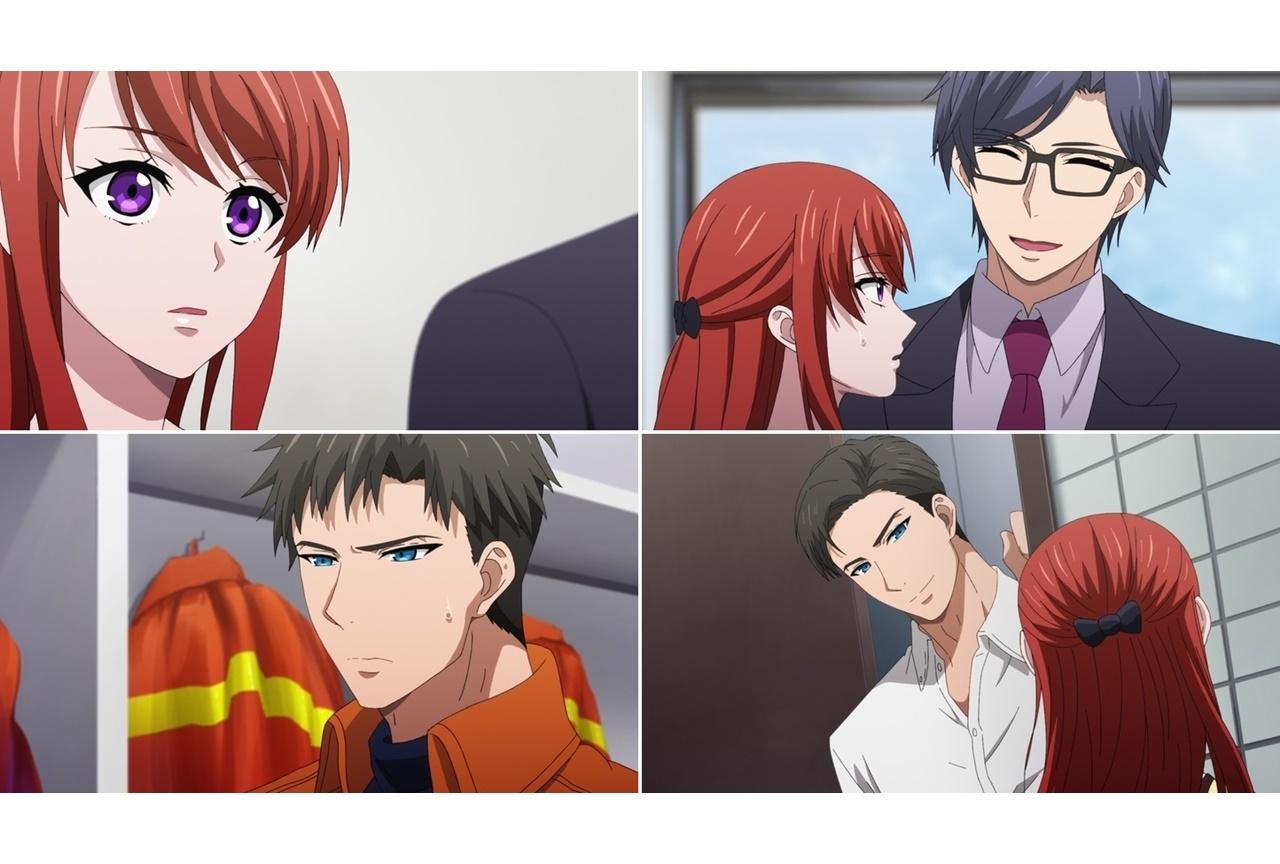 夏アニメ『ゆびねつ』第2期第6話あらすじ・場面カット公開