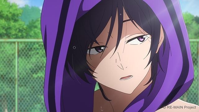 夏アニメ『RE-MAIN(リメイン)』第6話「はい、こっち向いて」先行場面カット到着! 8/21放送休止のお知らせ、特別番組 PART 2の放送&配信決定を発表