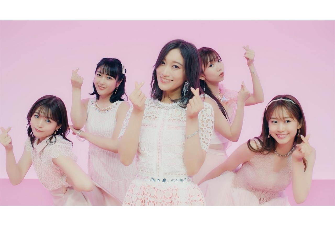i☆Risニューシングル「Summer Dude」収録曲「Cheer up」のダンスMV公開
